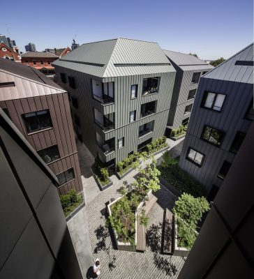 ANorth Melbourne Apartments