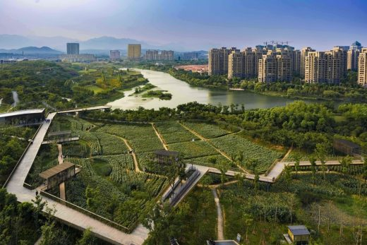 Best Landscape Architecture - Turenscape: Quzhou Luming Park, Quzhou City, China