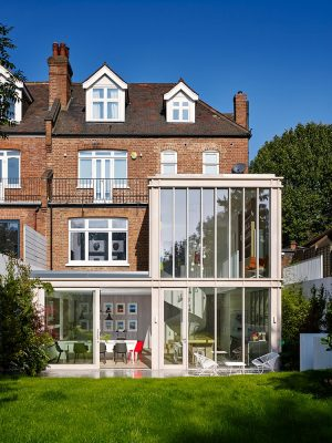 Beach House in West London