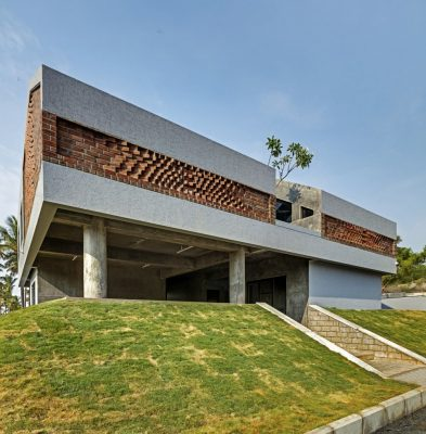Kanakpura School Building in Bengaluru | www.e-architect.com