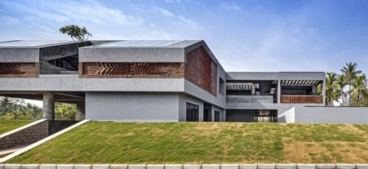 School Building in Bengaluru | www.e-architect.com