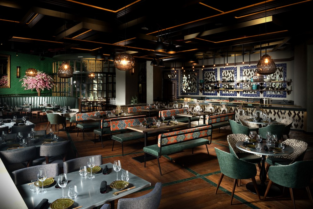 Best Restaurant Menu Design Awards : Best restaurant design project e architect