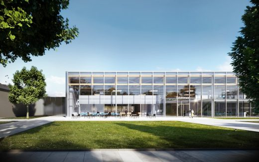 Brunner Innovation Factory, Rheinau | www.e-architect.co.uk
