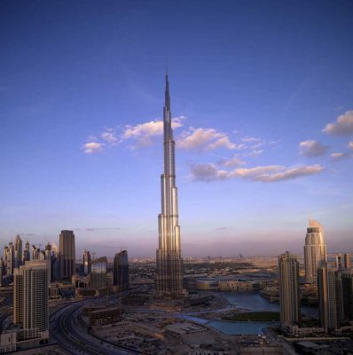 Burj Khalifa Tower Dubai | www.e-architect.co.uk