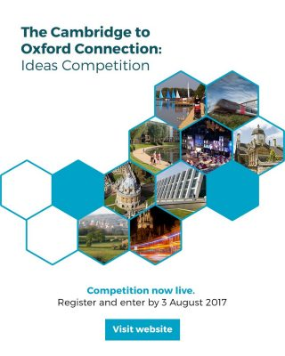 Cambridge to Oxford Connection Competition
