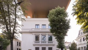c.a.p. concept house in Bucharest | www.e-architect.com