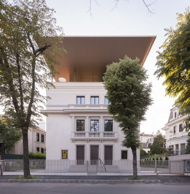 c.a.p. concept house in Bucharest