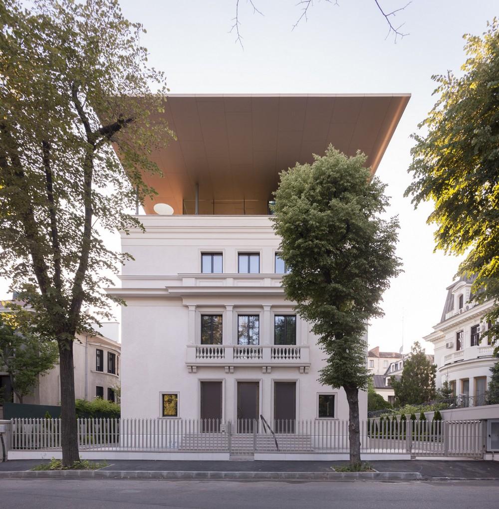 Cap Concept House In Bucharest E architect