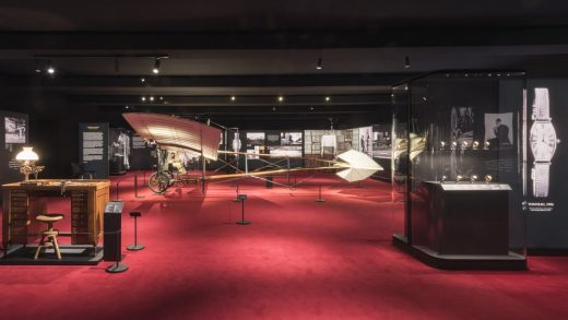 Cartier in Motion Exhibition
