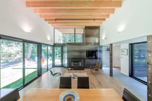 Contemporary Washington Property