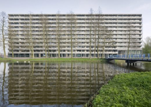 DeFlat Kleiburg in Amsterdam | www.e-architect.co.uk