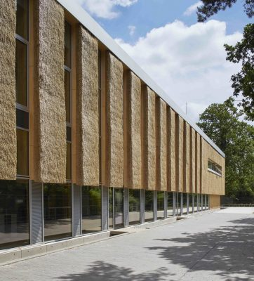 Enterprise Centre, University of East Anglia | www.e-architect.co.uk