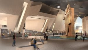 GEM Grand Egyptian Museum
