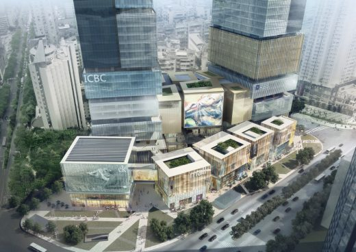Guiyang Huarong Financial Centre by Aedas | www.e-architect.co.uk