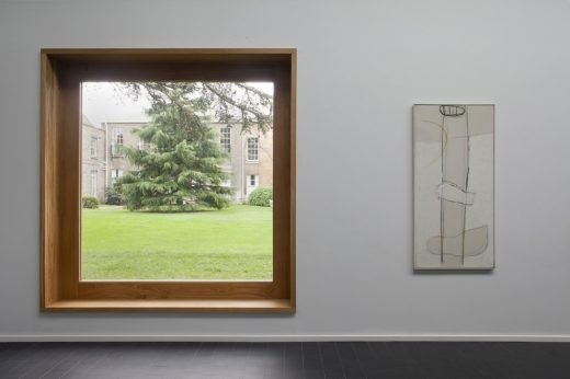 Heong Gallery, Downing College | www.e-architect.co.uk