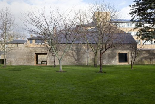Heong Gallery, Downing College | www.e-architect.com