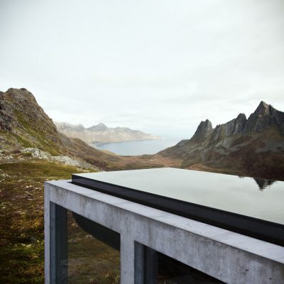 Infinity House in Norway