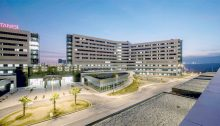 Mersin Integrated Health Campus building | www.e-architect.co.uk