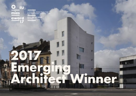 Mies van der Rohe 2017 Emerging Architect Prize Winner | www.e-architect.co.uk