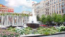 Moscow Urban Landscaping and Design Competition
