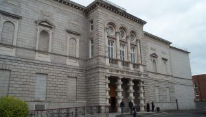 National Gallery Ireland Dublin Building facade