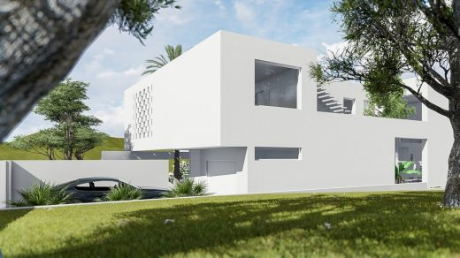 New Home in Tbilisi | www.e-architect.com