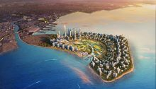 New Manila Bay - City of Pearl Project | www.e-architect.co.uk