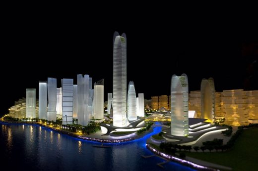 New Manila Bay – City of Pearl Project