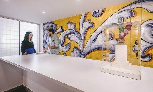 New OOIIO Office in Madrid Rio
