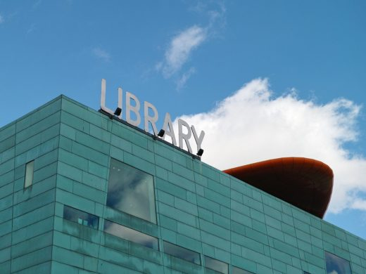 Peckham Library London building