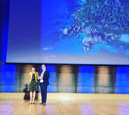 Prix Versailles awarded in Paris for Zil Pasyon, Seychelles