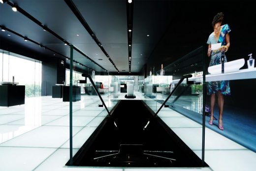 Roca Beijing Gallery Building by MAD architects | www.e-architect.co.uk