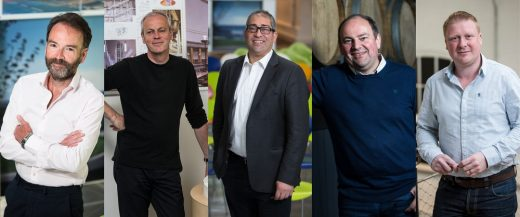 Ryder Architecture New Partners