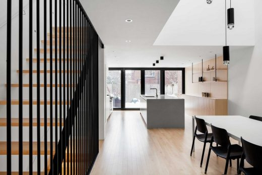 Sommerville Residence in Montréal | www.e-architect.co.uk