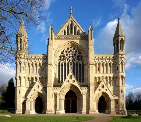 St Albans Cathedral Building - RIBA Awards Winner in 2017 | www.e-architect.com