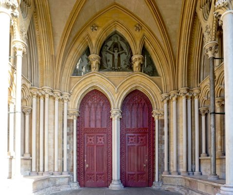 St Albans Cathedral and Abbey Church Building | www.e-architect.co.uk