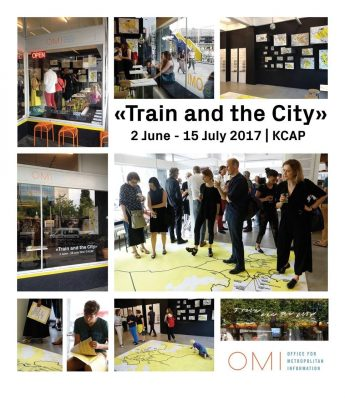 Train and the City» exhibition now open at OMI Rotterdam