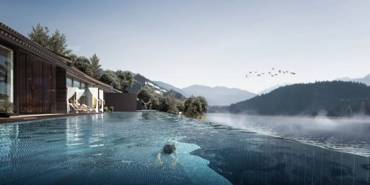 Chinese Luxury Resort design by Aedas Architects