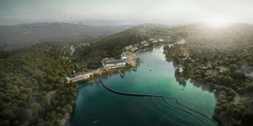 New Guangdong Mixed-use Project in Southern China