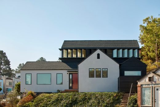 A-to-Z House in San Francisco