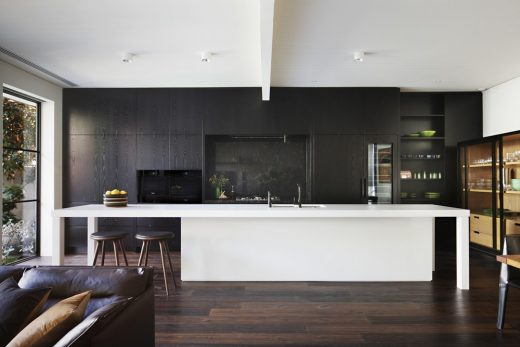 Albert Park House design by Hindley & Co, architects