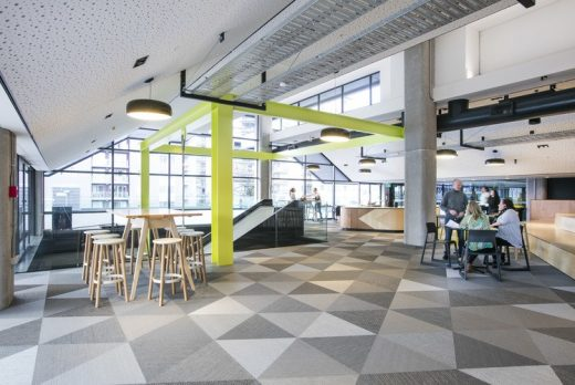 Auckland TVNZ Television Network Centre