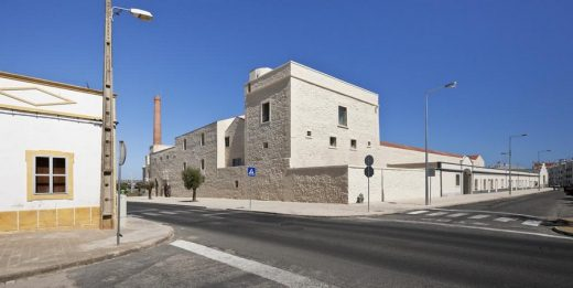 Bernardas Convent Building conversion in Portugal | www.e-architect.co.uk