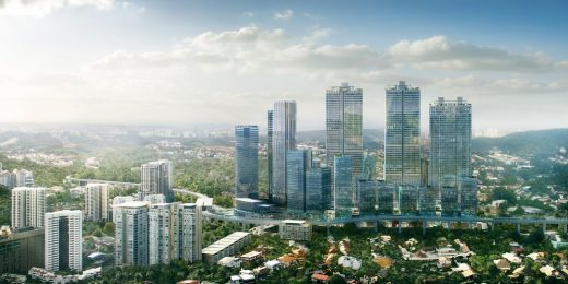 Bukit Jalil and Damansara Heights Pavilions