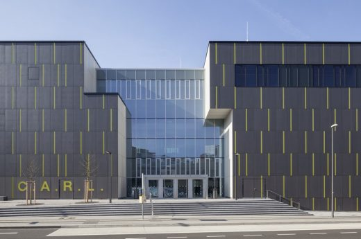 CARL Auditorium - German architecture news