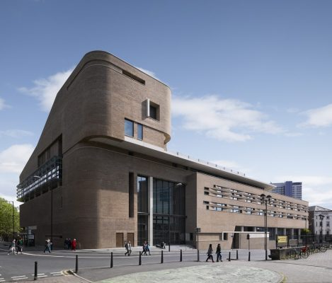 Chetham's School of Music Building