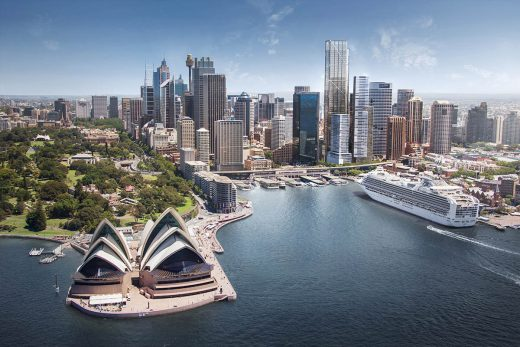 Circular Quay Tower in Sydney by Foster + Partners architects | www.e-architect.com