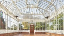 Coombe Cliff Conservatory Building Restoration
