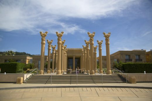 Darioush Winery building