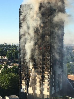 Grenfell Tower fire | www.e-architect.co.uk